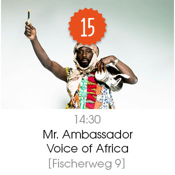 Mr. Ambassador
